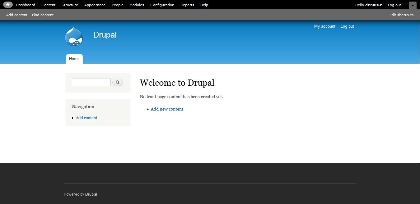 drupal_dashboard