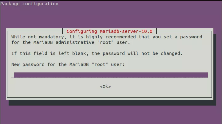 Ubuntu-Mariadb1