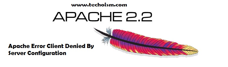 apache Client Denied