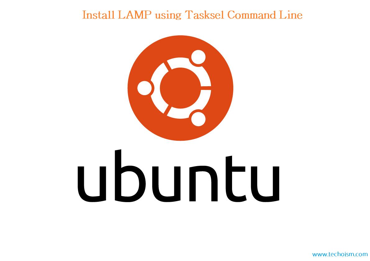 tasksel Command Line