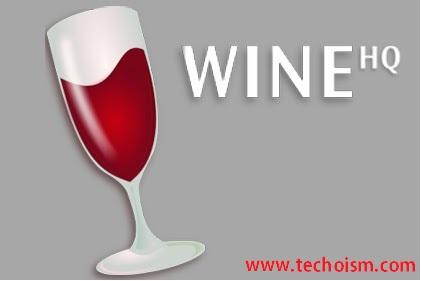 Install wine 1.8