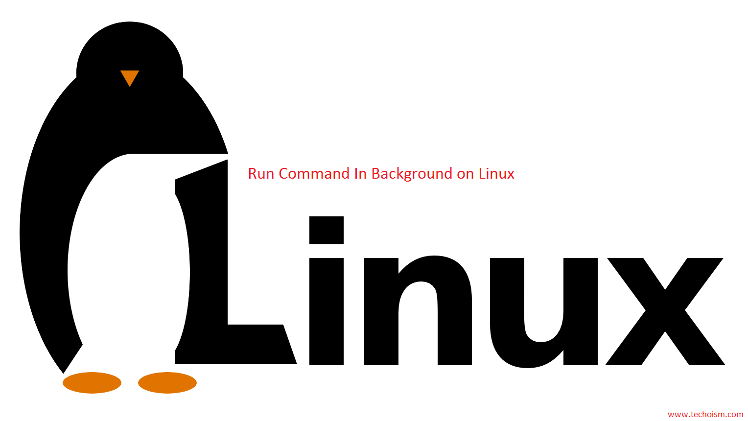Run Command In Background on Linux