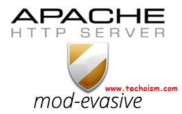 Protect Against DoS & DDoS with mod_evasive