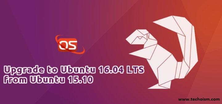 Upgrade Ubuntu