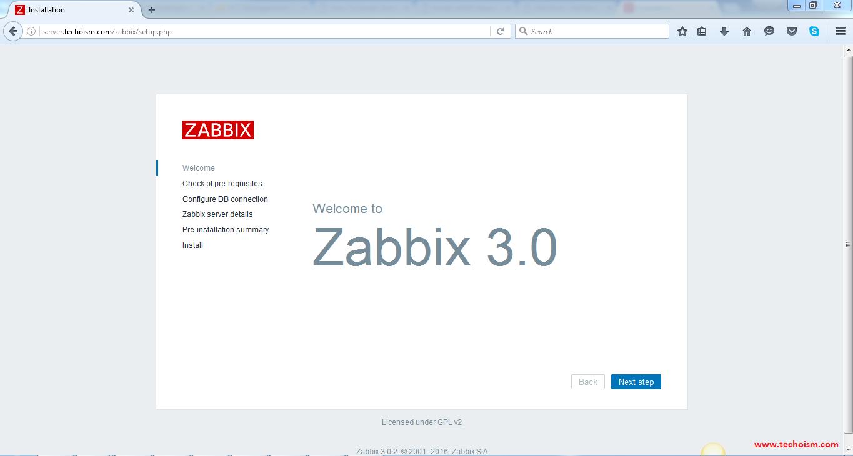 Zabbix-centos