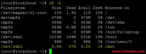 Df Output