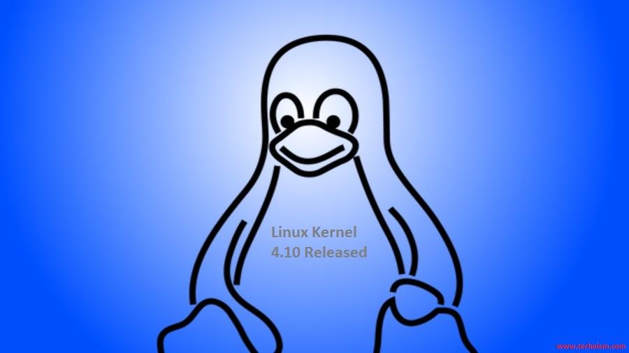 Kernel 4.10