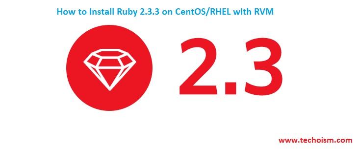 Ruby 2.3.3