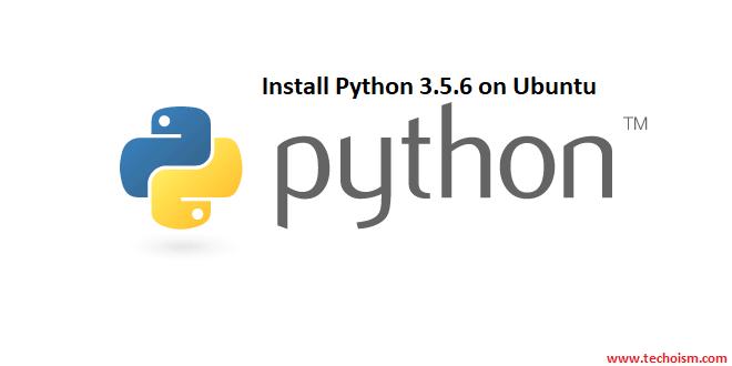 Python 3.5.6 on Ubuntu