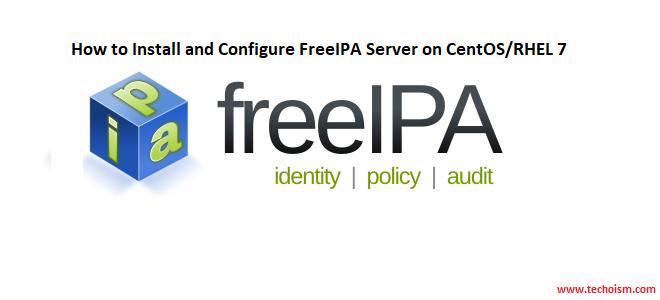 Install FreeIPA