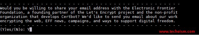 Let's Encrypt Install 4