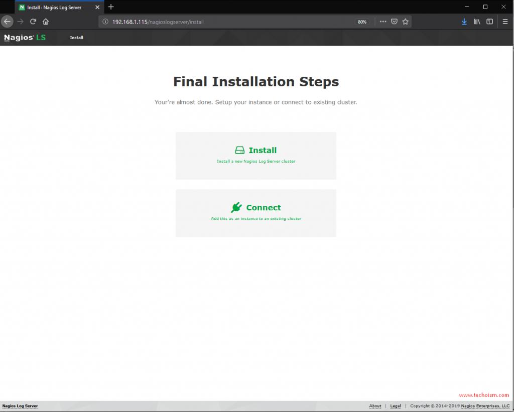 Server Install 3