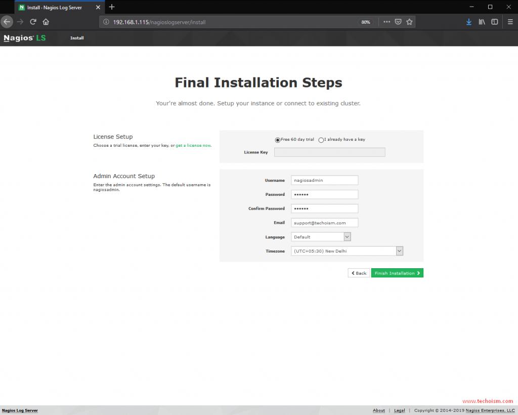 Server Install 4