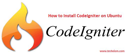 CodeIgniter Ubuntu