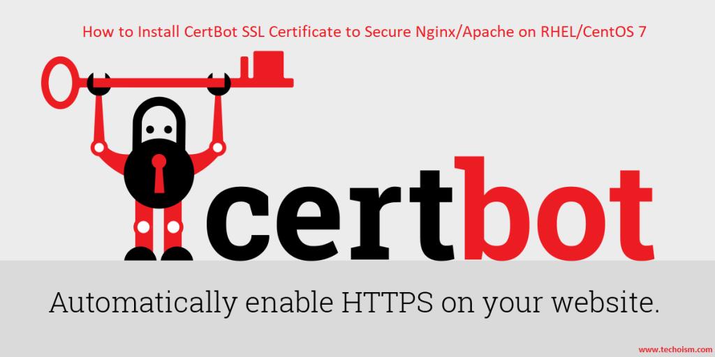 CertBot SSL